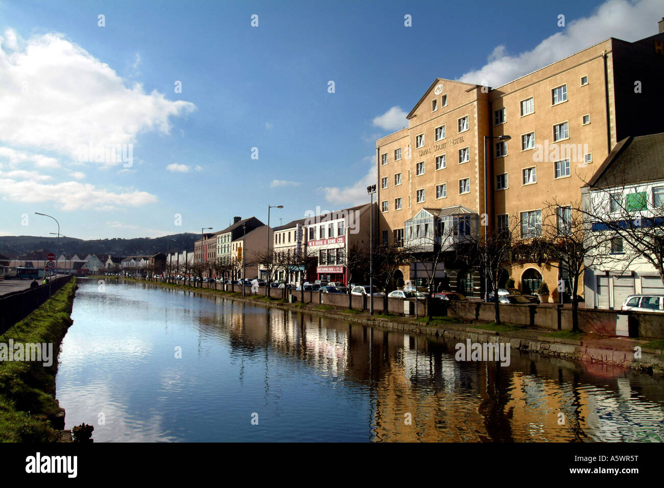 Newry, Co. Armagh, Northern Ireland - Stock Image