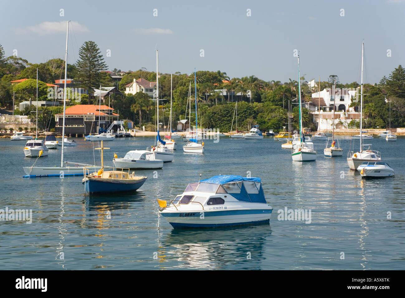 Watsons Bay - Sydney, New South Wales AUSTRALIA - Stock Image