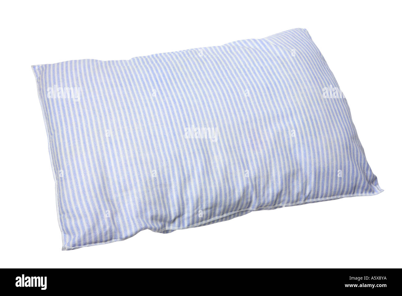 Pillow without pillowcase - Stock Image