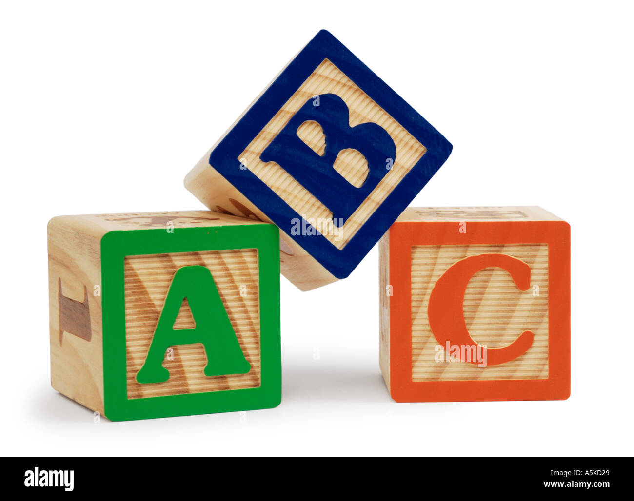 A Block Abc Blocks Stoc...