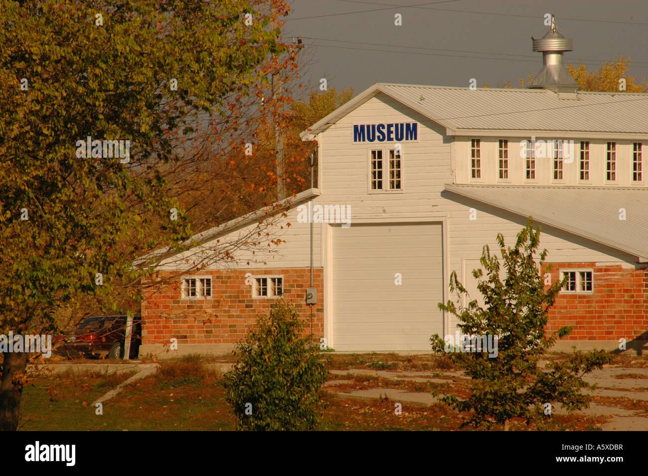 Elkader Iowa Historical Society