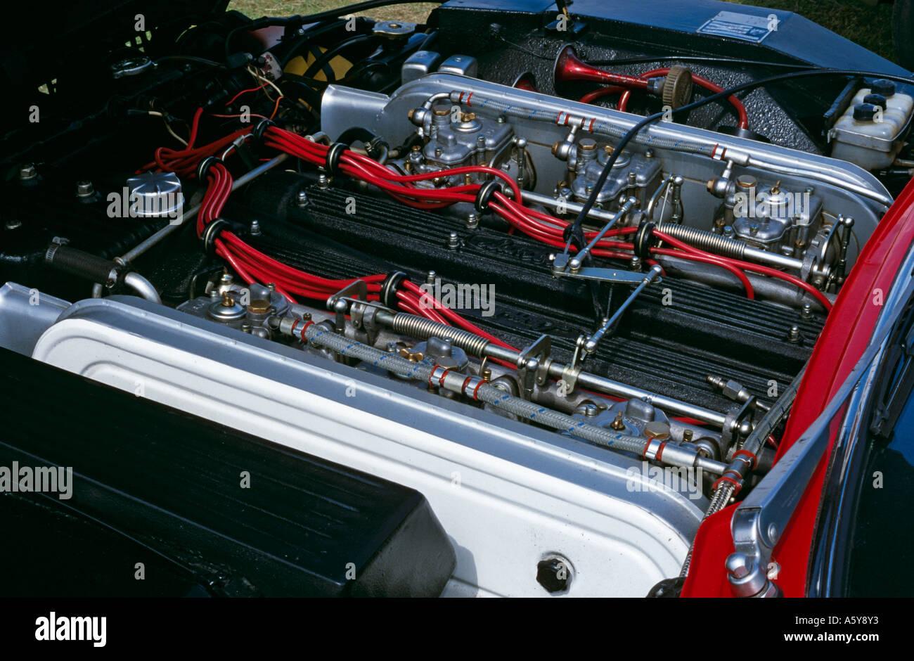 Lamborghini V12 Engine Stock Photos Lamborghini V12 Engine Stock