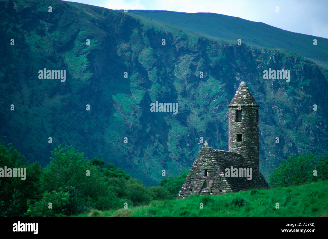 St Kevins Oratory Stock Photos & St Kevins Oratory Stock Images - Alamy