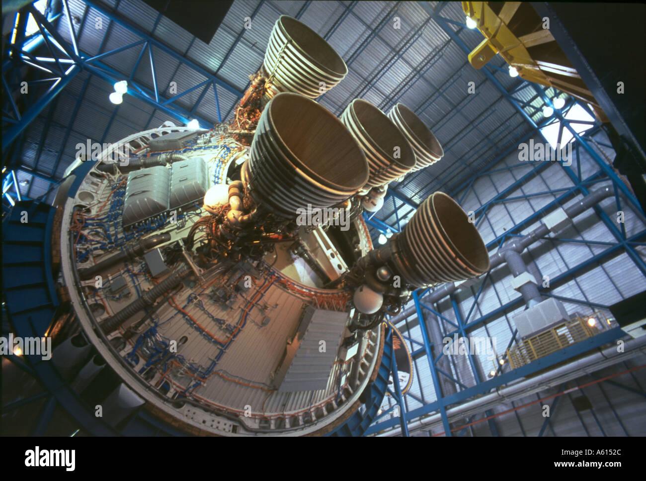 Saturn 5 Rocket Engine