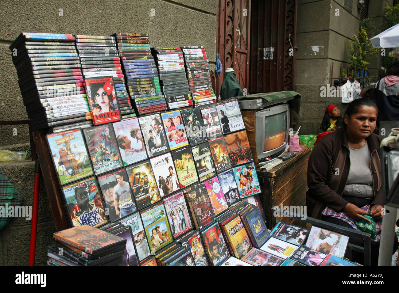 Pirate Dvds Stock Photos & Pirate Dvds Stock Images - Alamy