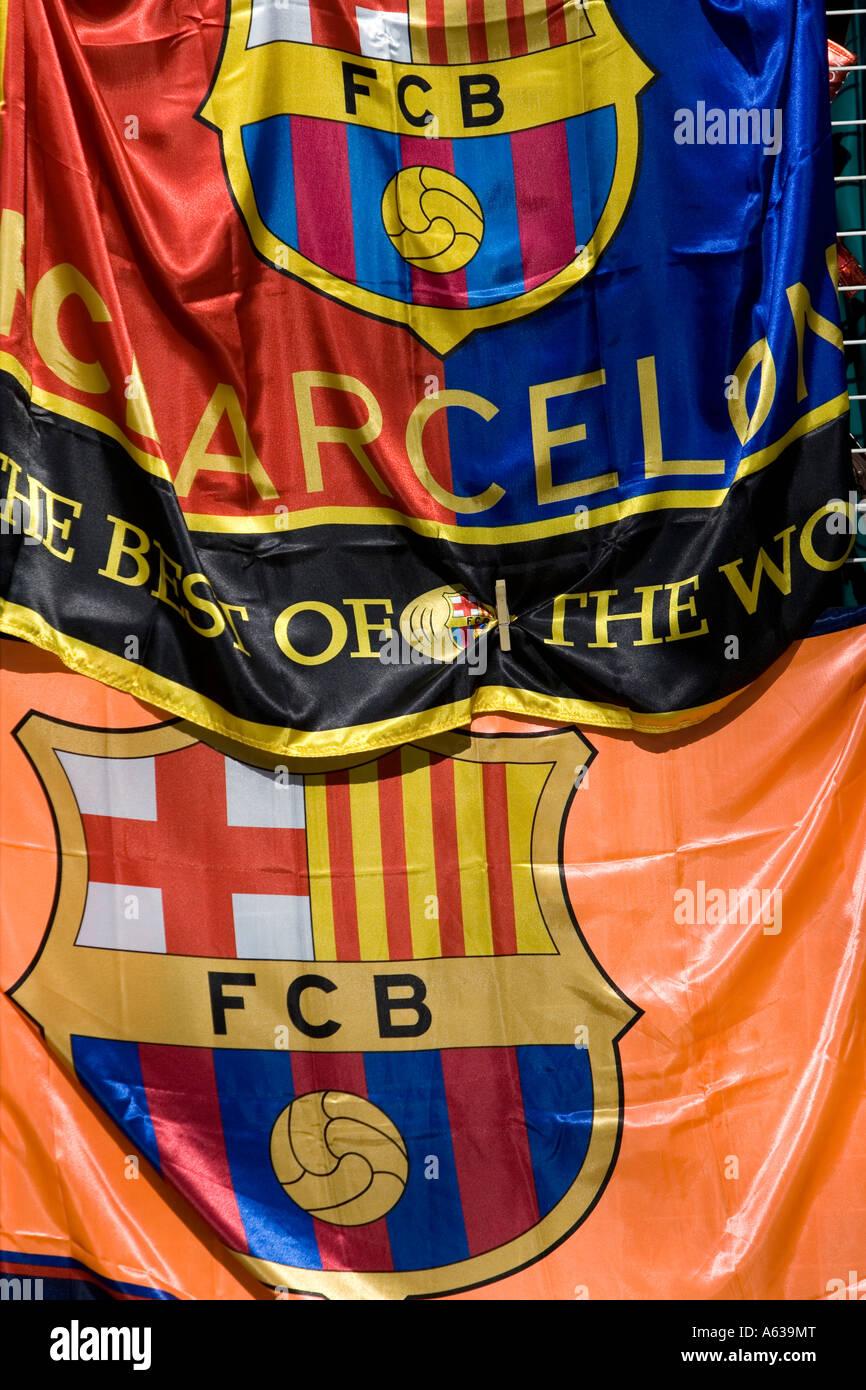 san francisco 1b8a9 b25dc Shirts Sale Barcelona Catalonia Spain Stock Photos & Shirts ...