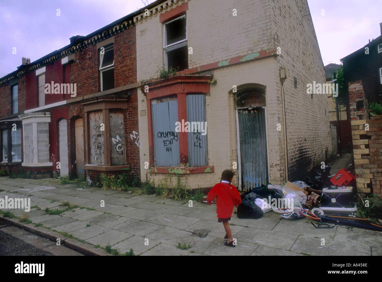 inner city poverty