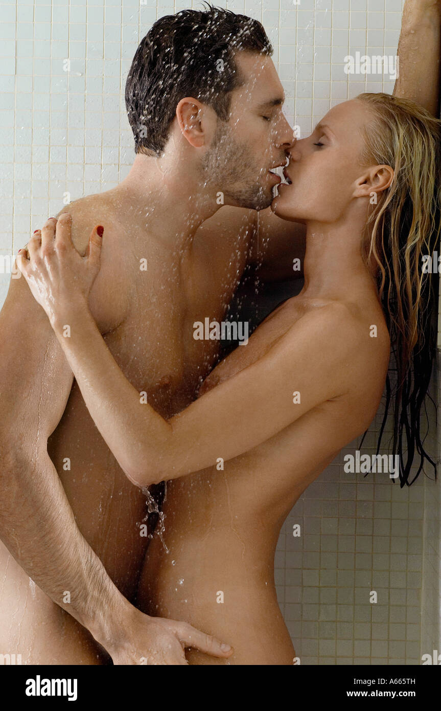 Frauen Duschen Nackt