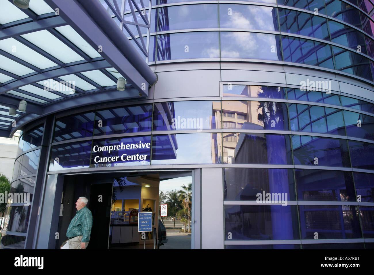 Miami Beach Florida Mt  Sinai Hospital Comprehensive Cancer