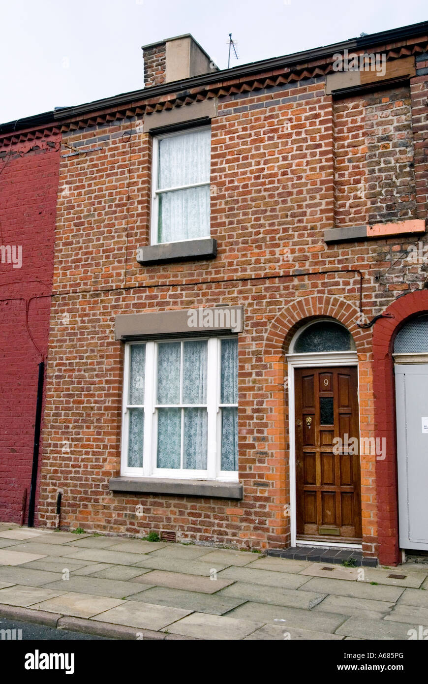 Miraculous Ringo Starr S Liverpool Home At Number 9 Madryn Street In Home Interior And Landscaping Eliaenasavecom