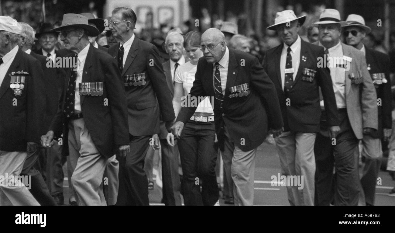 ANZAC day - Stock Image