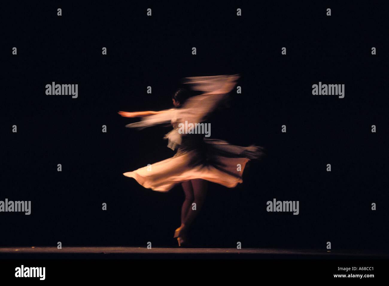 Spain, Jerez, Ballet de Sara Baras, Juan de Loca Stock Photo