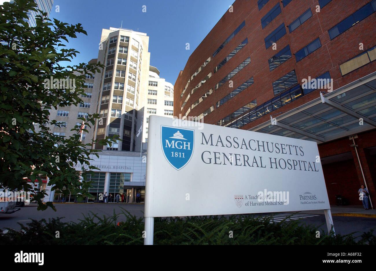 Mass General Hospital Stock Photos & Mass General Hospital