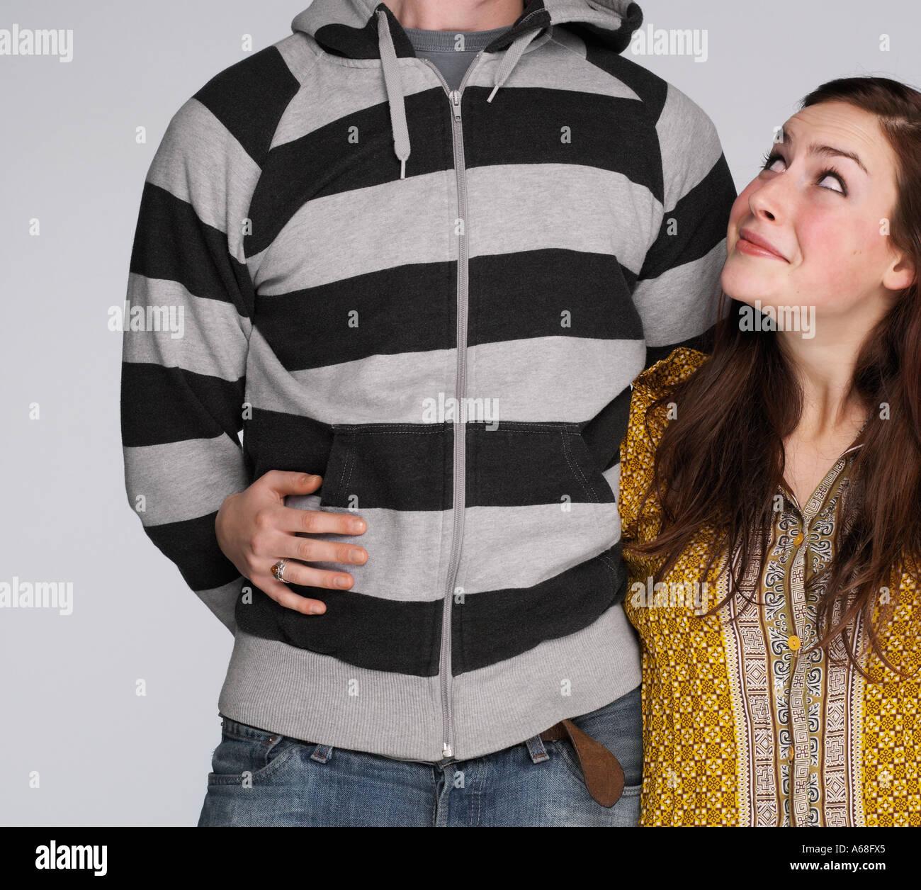 NOLA: Tall Girl Vs Boy