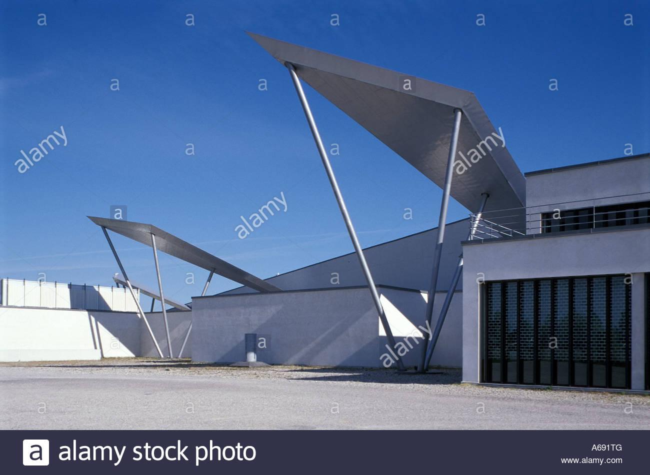 Arken Museum Of Modern Art Copenhagen Denmark Designed By