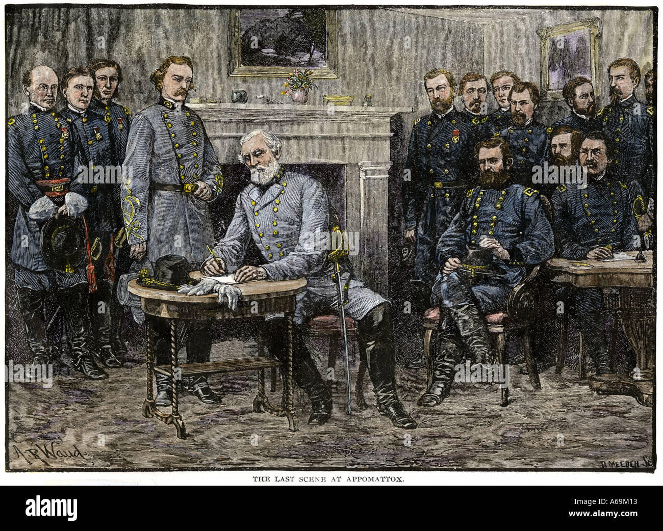 a biography of robert edward lee the general of the confederate army Lee served as a commander in the confederate army during the civil war   born into a famous virginia family on january 19, 1807, robert e lee  and  virginia and as commander of the light batteries, with general scott,.