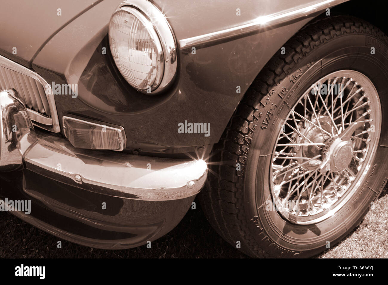 Chrome Car Wheels Stock Photos Chrome Car Wheels Stock Images Alamy - Classic car wheels