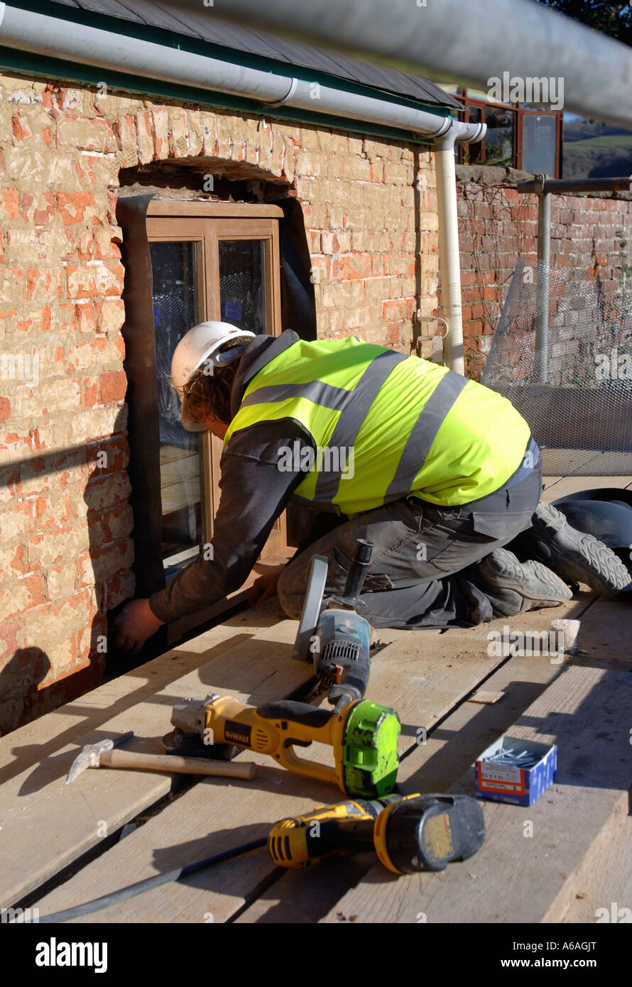 Cottage Renovations Progress Report And Next Steps: Damp Proof Stock Photos & Damp Proof Stock Images