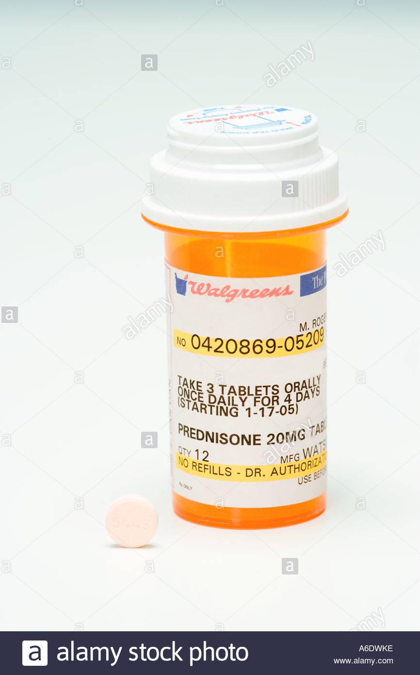 Prednisone Pill Stock Photos & Prednisone Pill Stock Images - Alamy