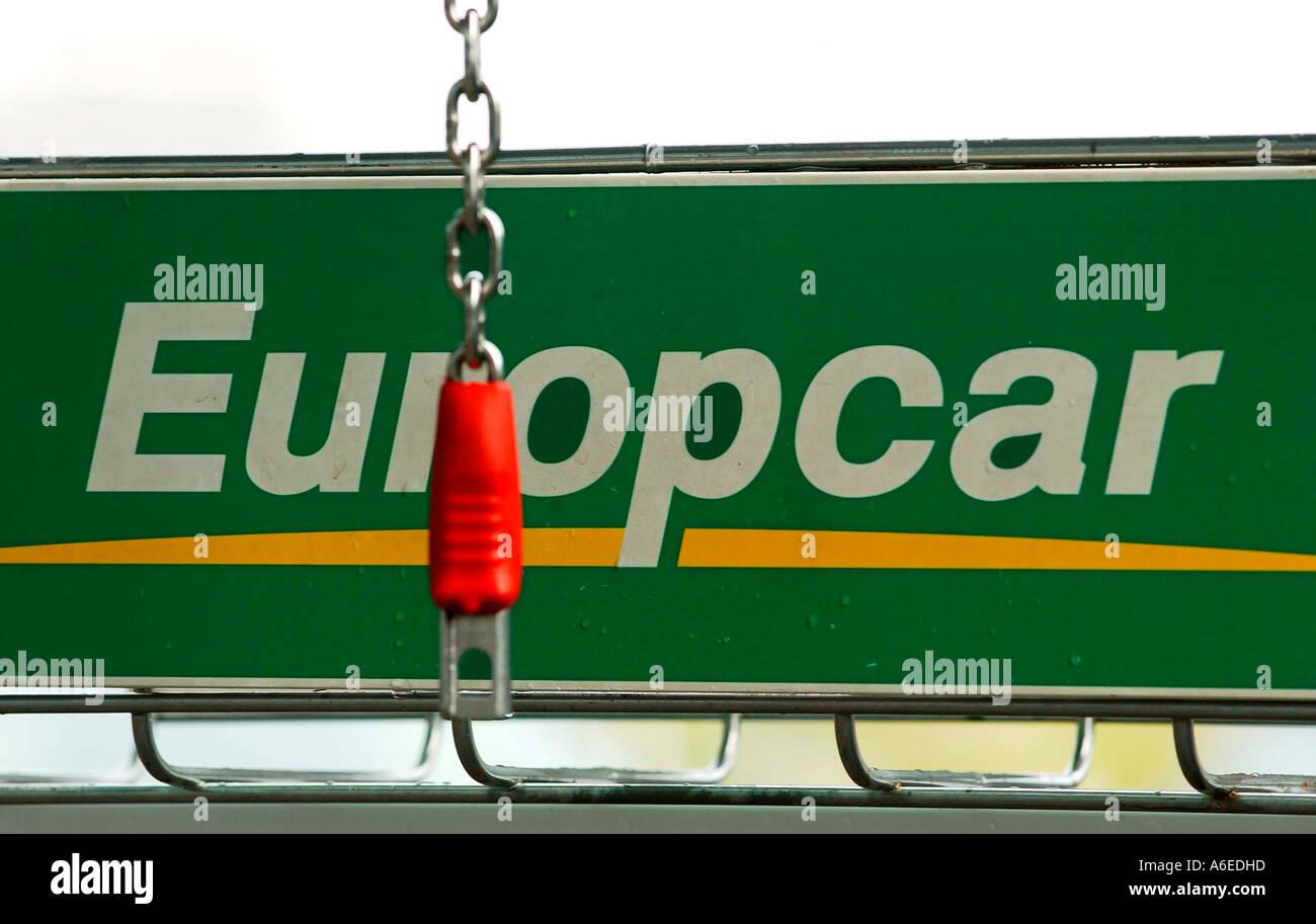 Europcar Stock Photos Amp Europcar Stock Images Alamy