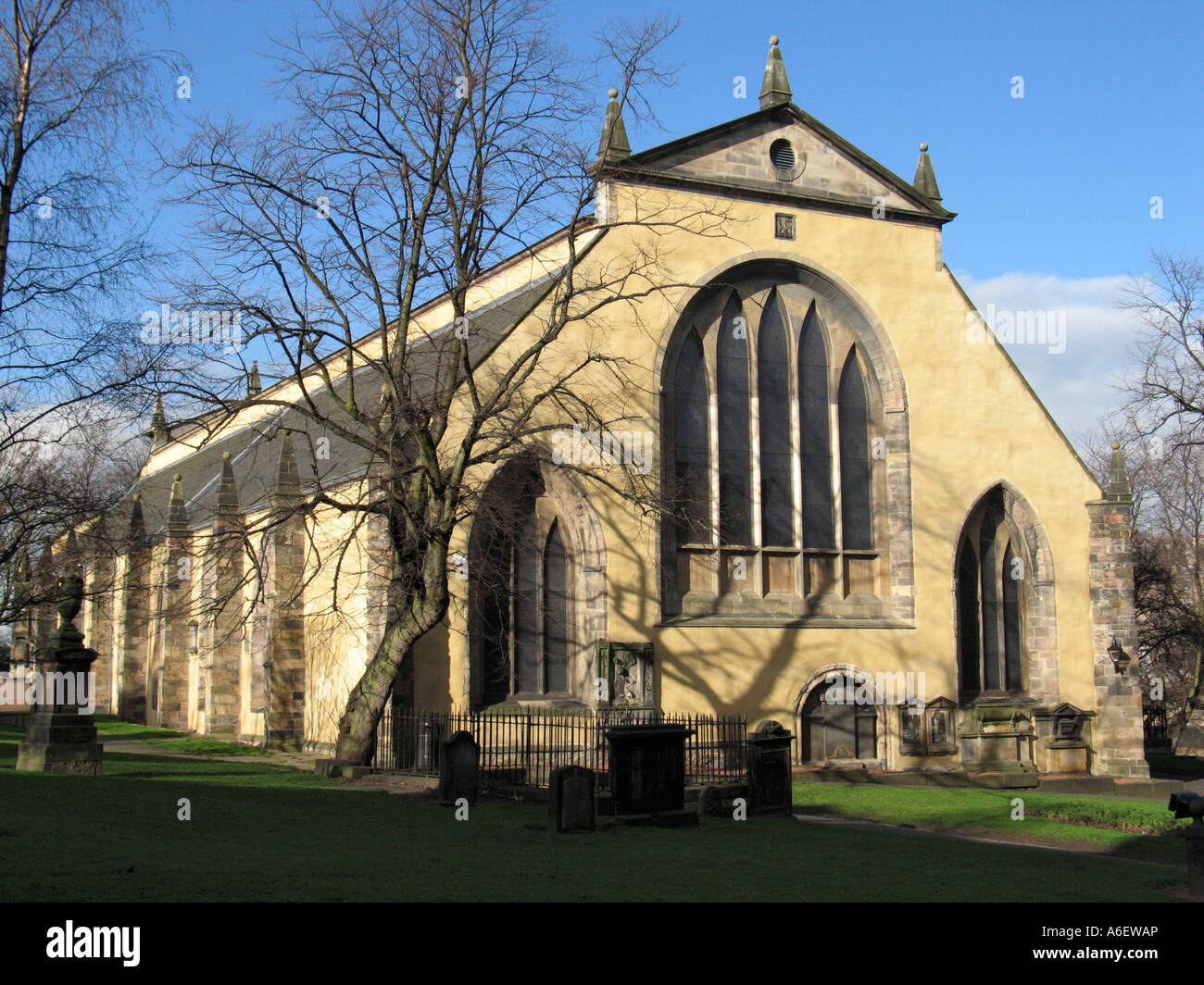 Greyfriars Presbyterian Church, Edinburgh Stock Photo