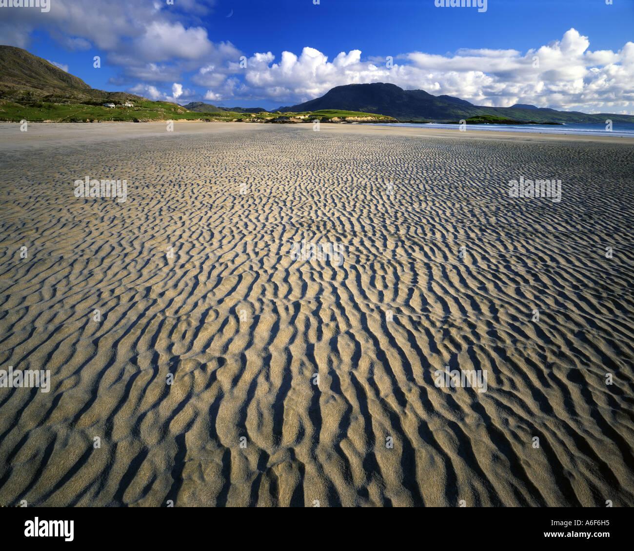 IE - CO. MAYO:  Trawleckachoolia Beach - Stock Image