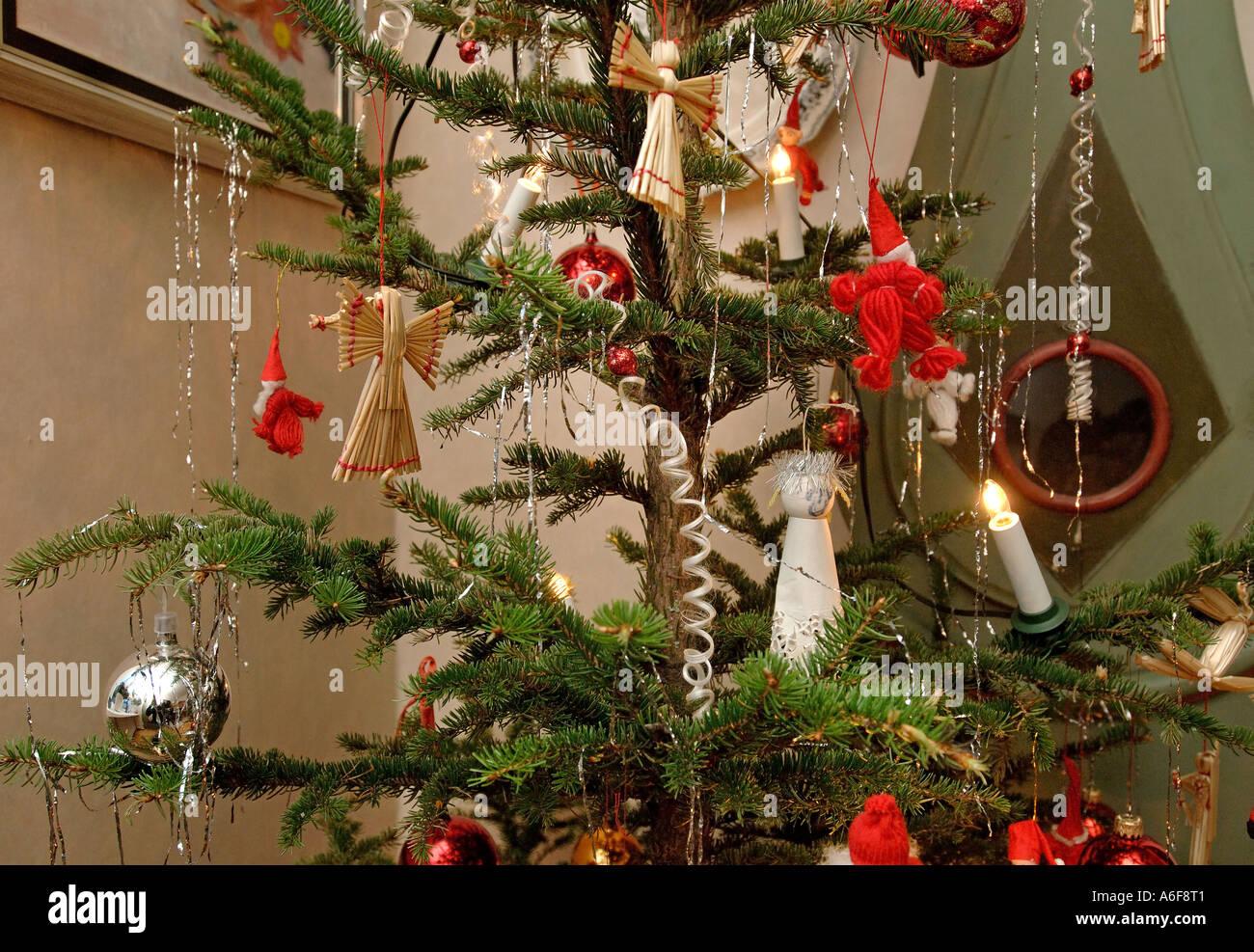 swedish christmas tree decoration - Swedish Christmas Tree