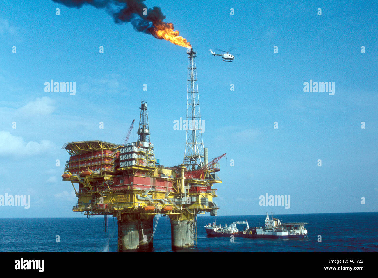 Brent North Sea Oil Stock Photos & Brent North Sea Oil Stock