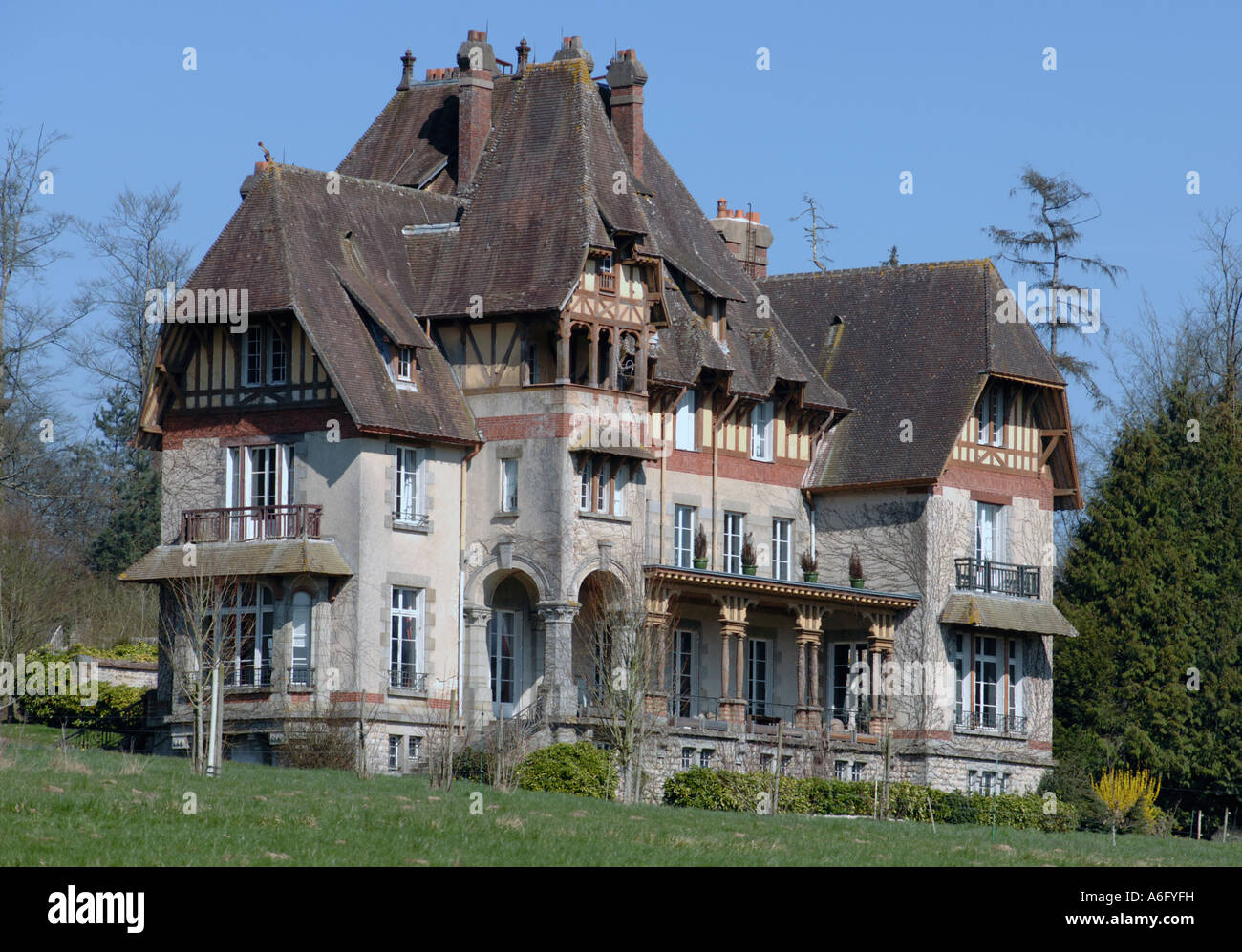 Buy A House In Normandy France