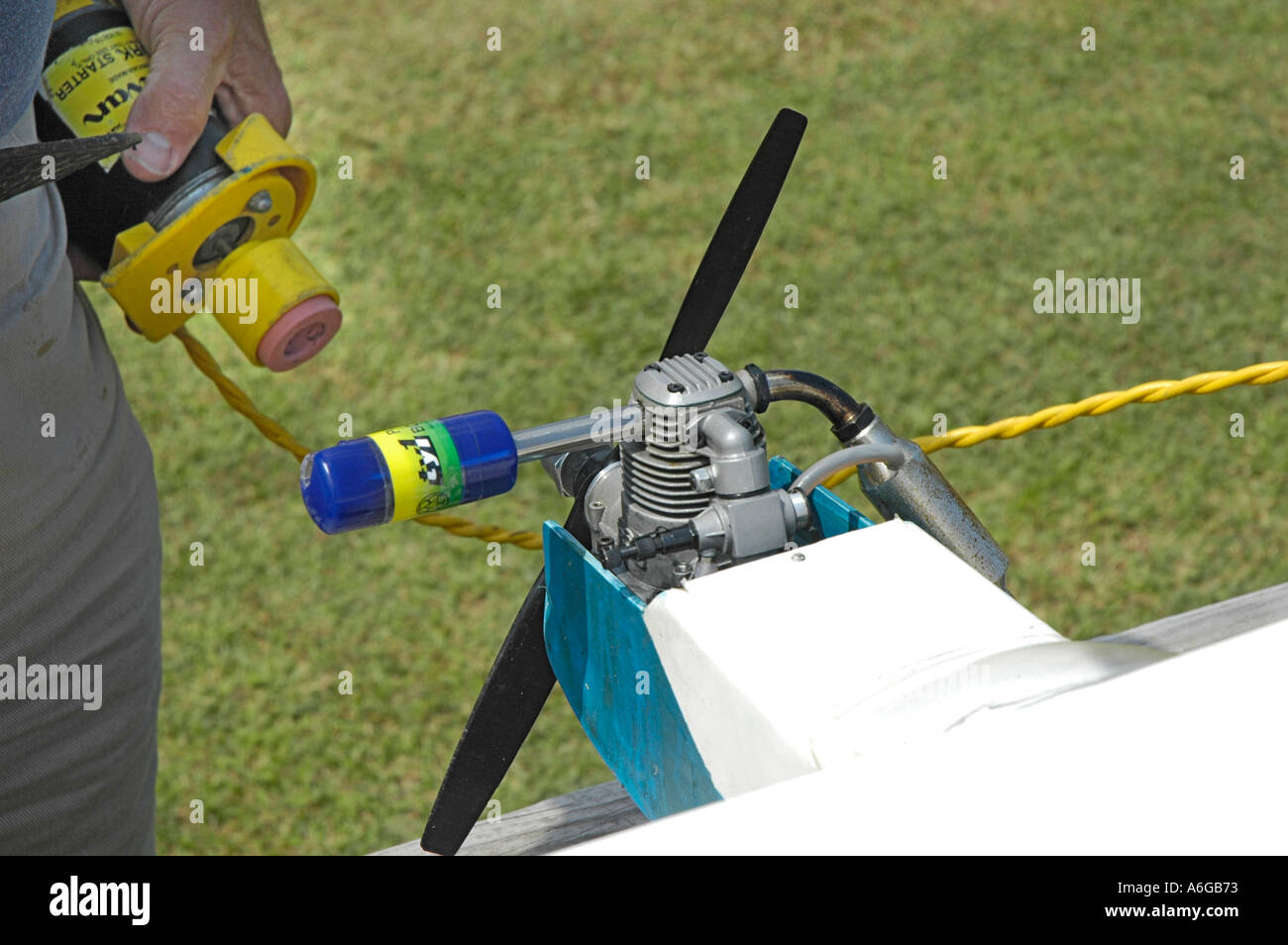 Remote Control airplanes flown as a hobby hand made by the