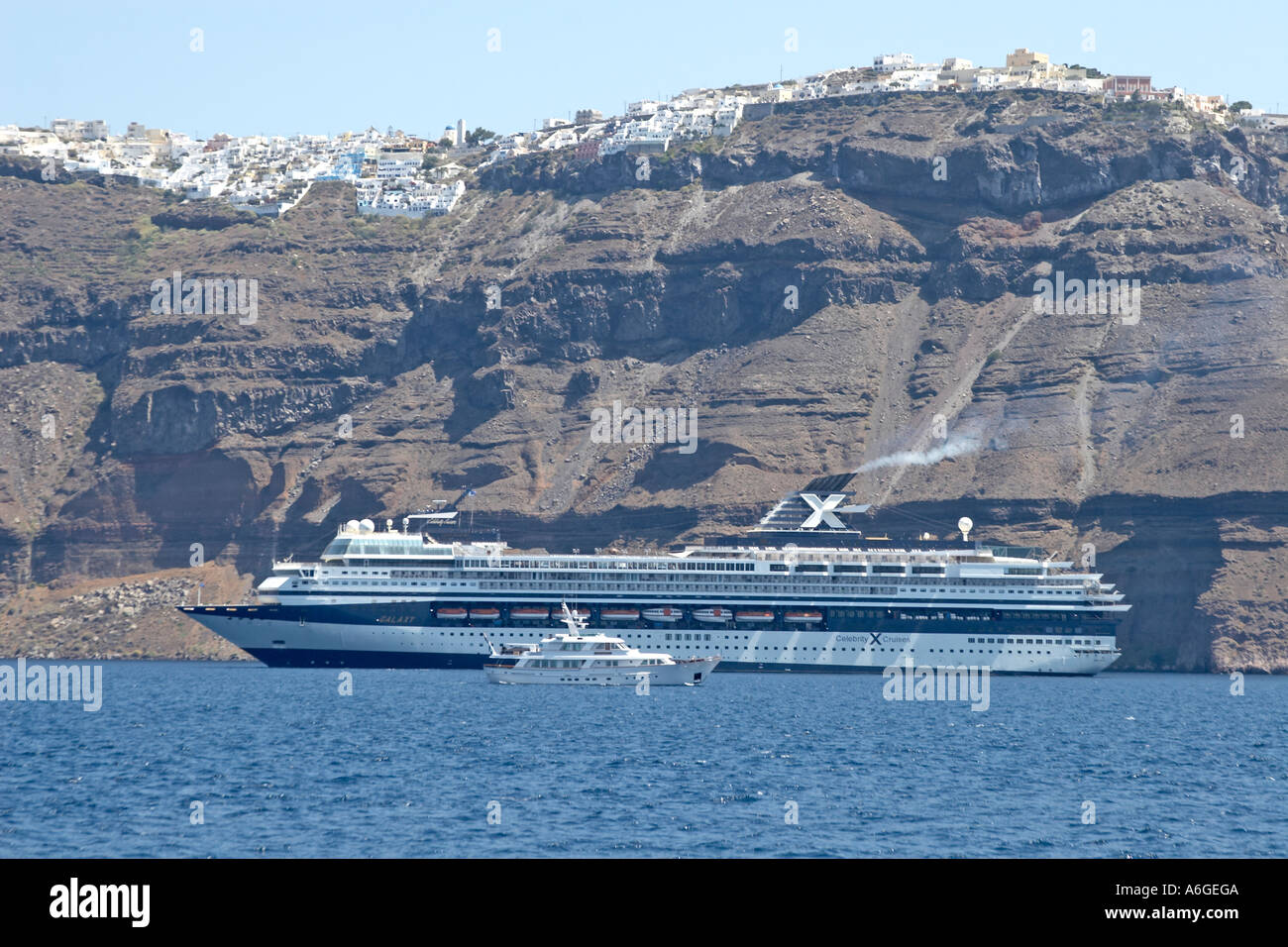 Celebrity Equinox Cruise Ship - Mýkonos, Kikladhes, Greece ...