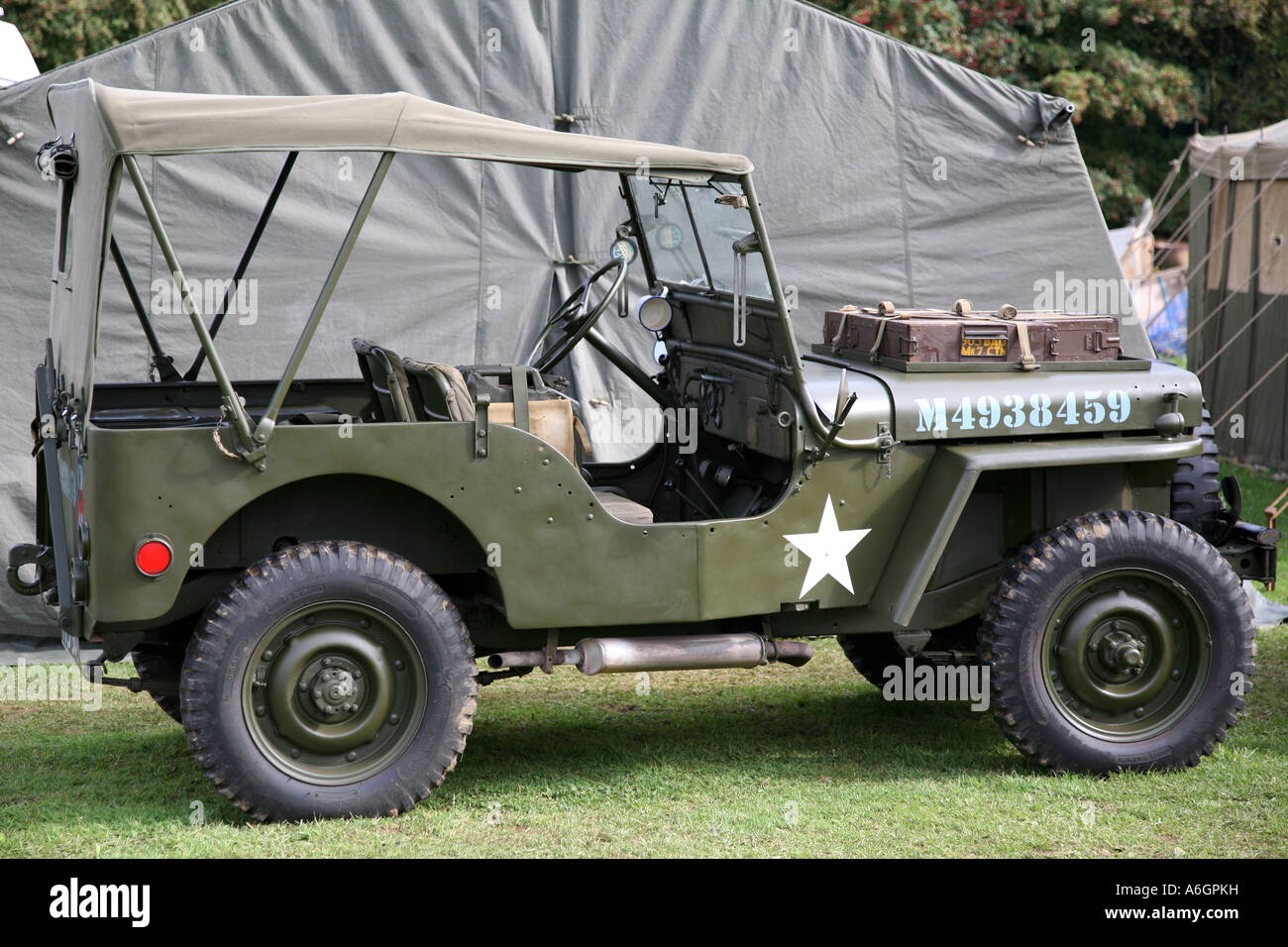 Army Jeep Stock Photos & Army Jeep Stock Images - Alamy
