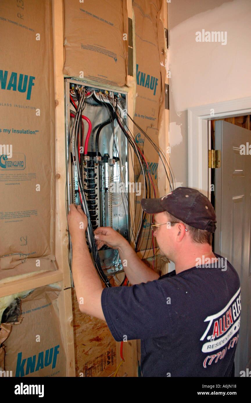 Installing A New Circuit Breaker