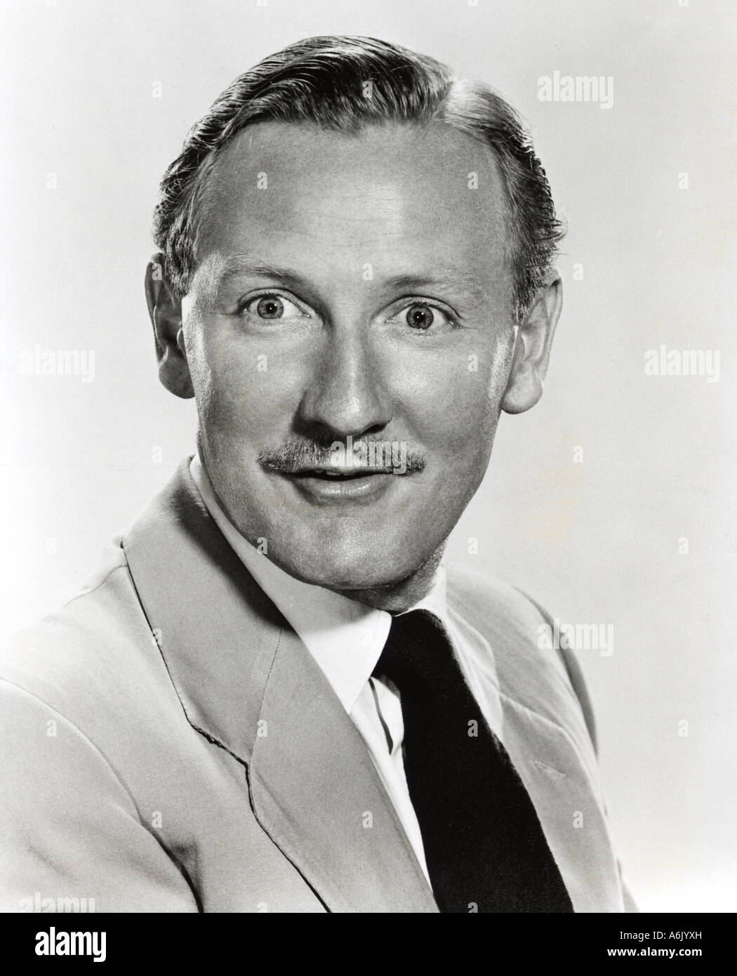 LESLIE PHILLIPS UK actor - Stock Image
