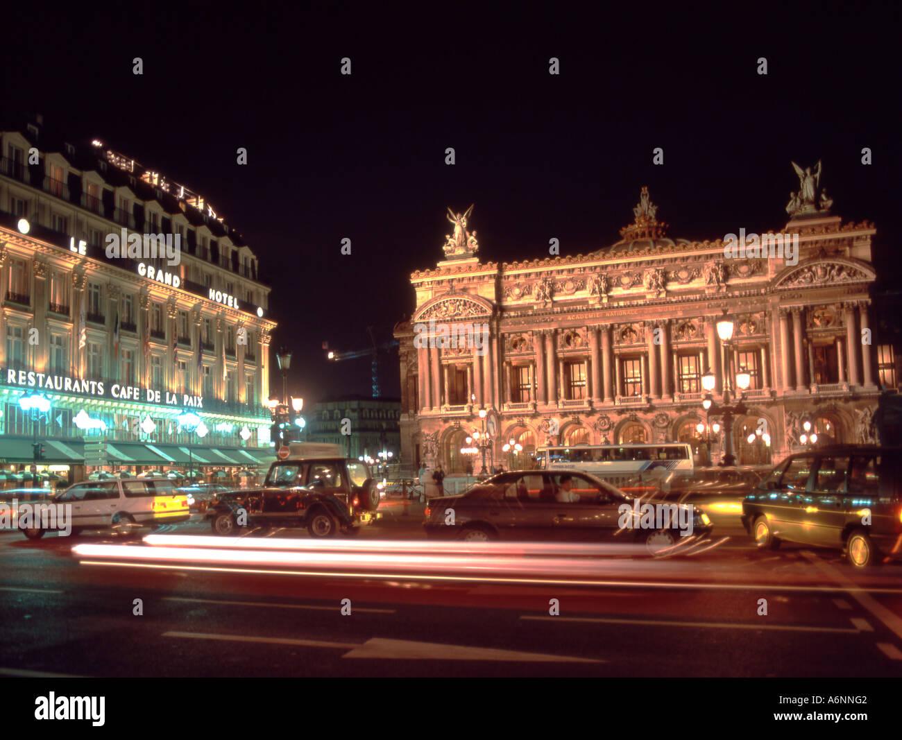 Restaurant Caf Ef Bf Bd De Paris Opera
