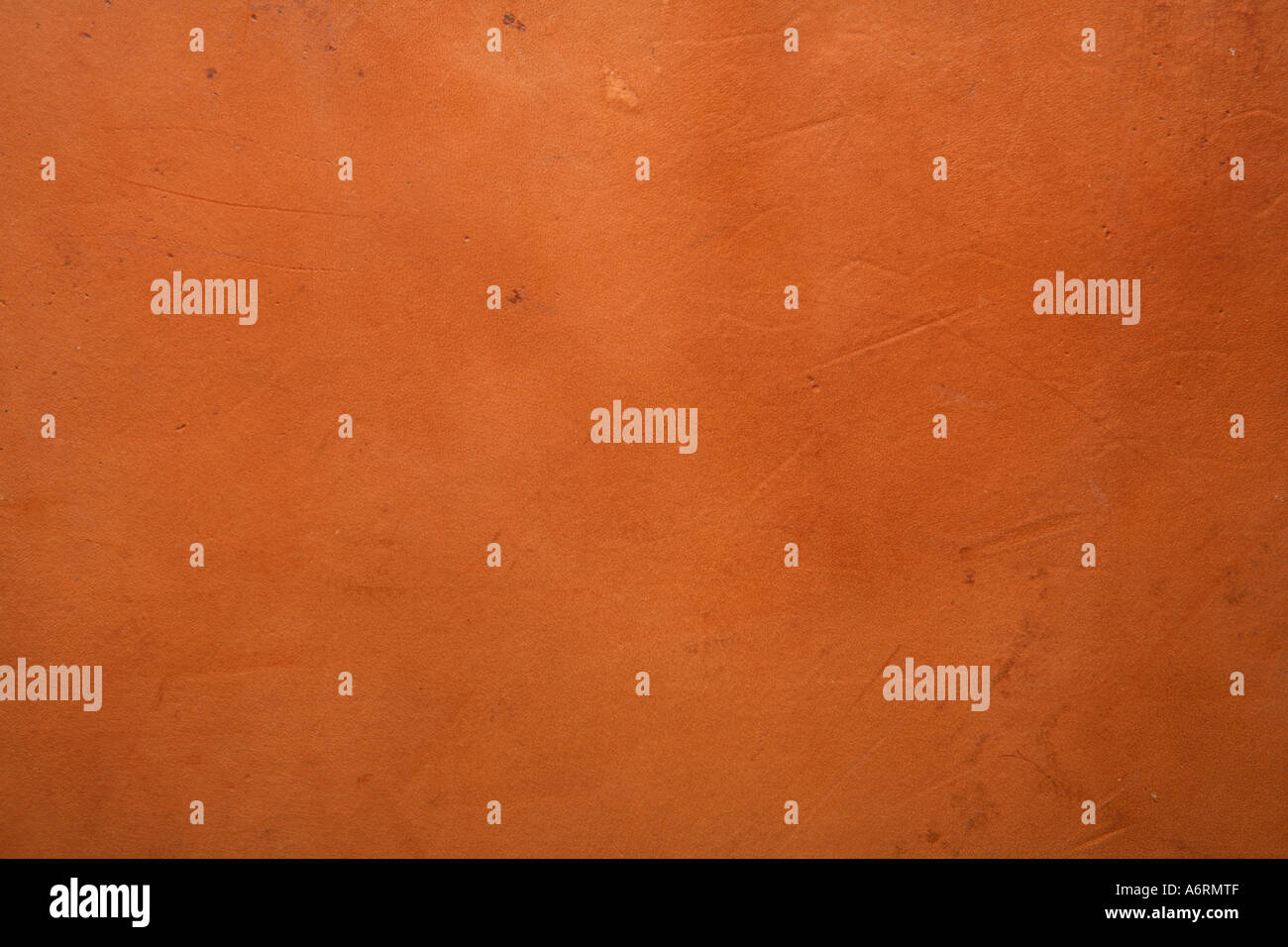 Tanned Leather Background - Stock Image