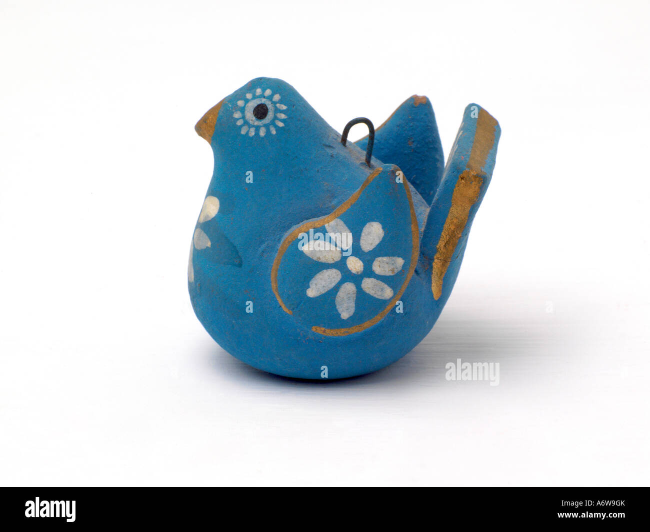 Mexican Pottery Chick - Stock Image