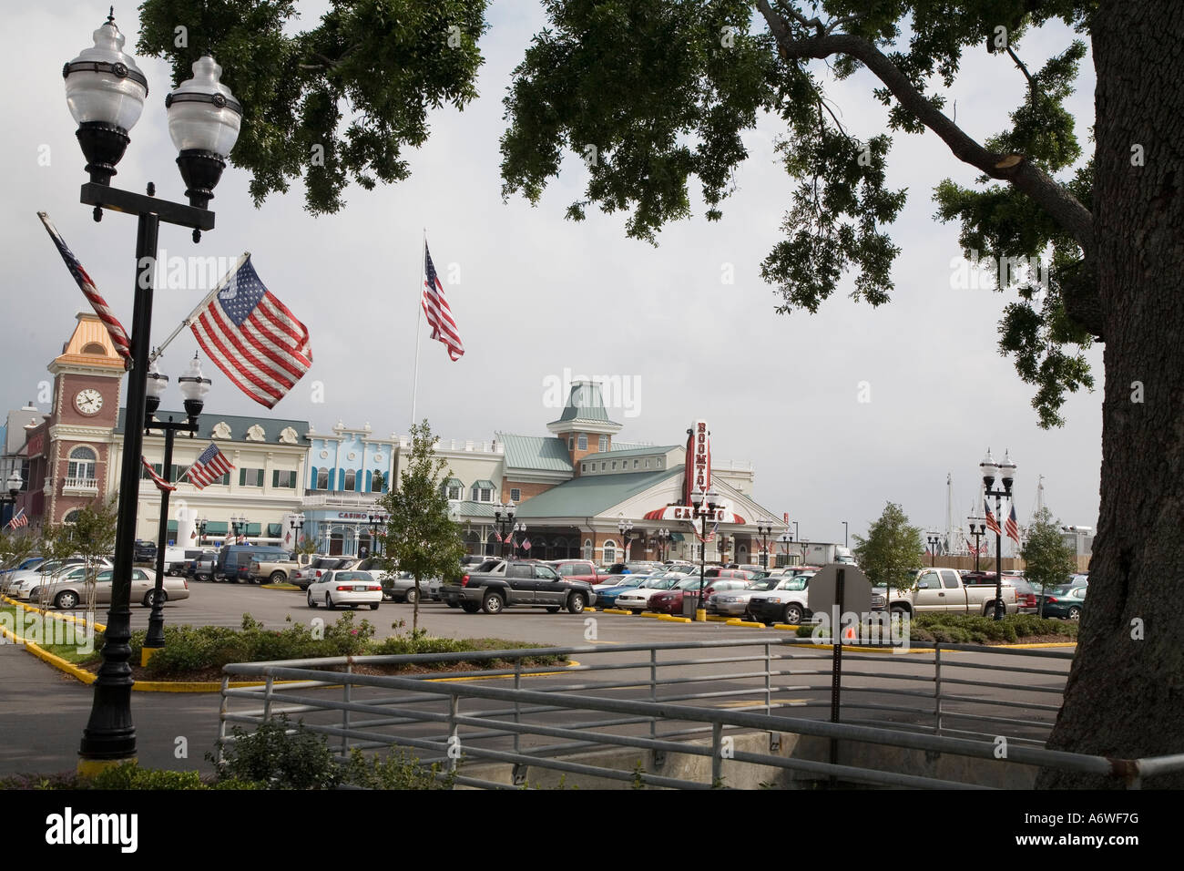 Biloxi Mississippi Boomtown Casino Reopened After Hurricane