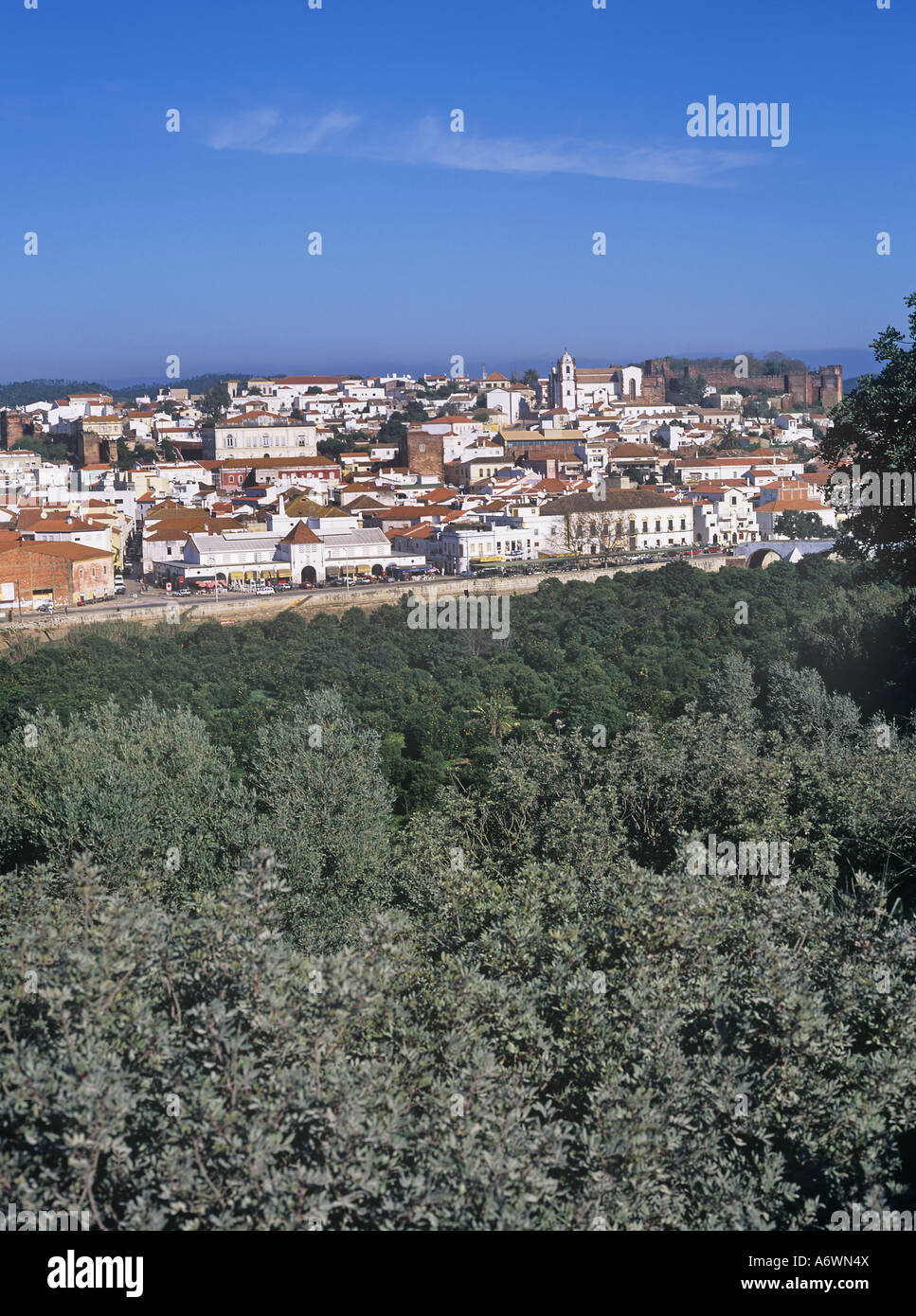 Silves, Algarve, Portugal, Europe. - Stock Image