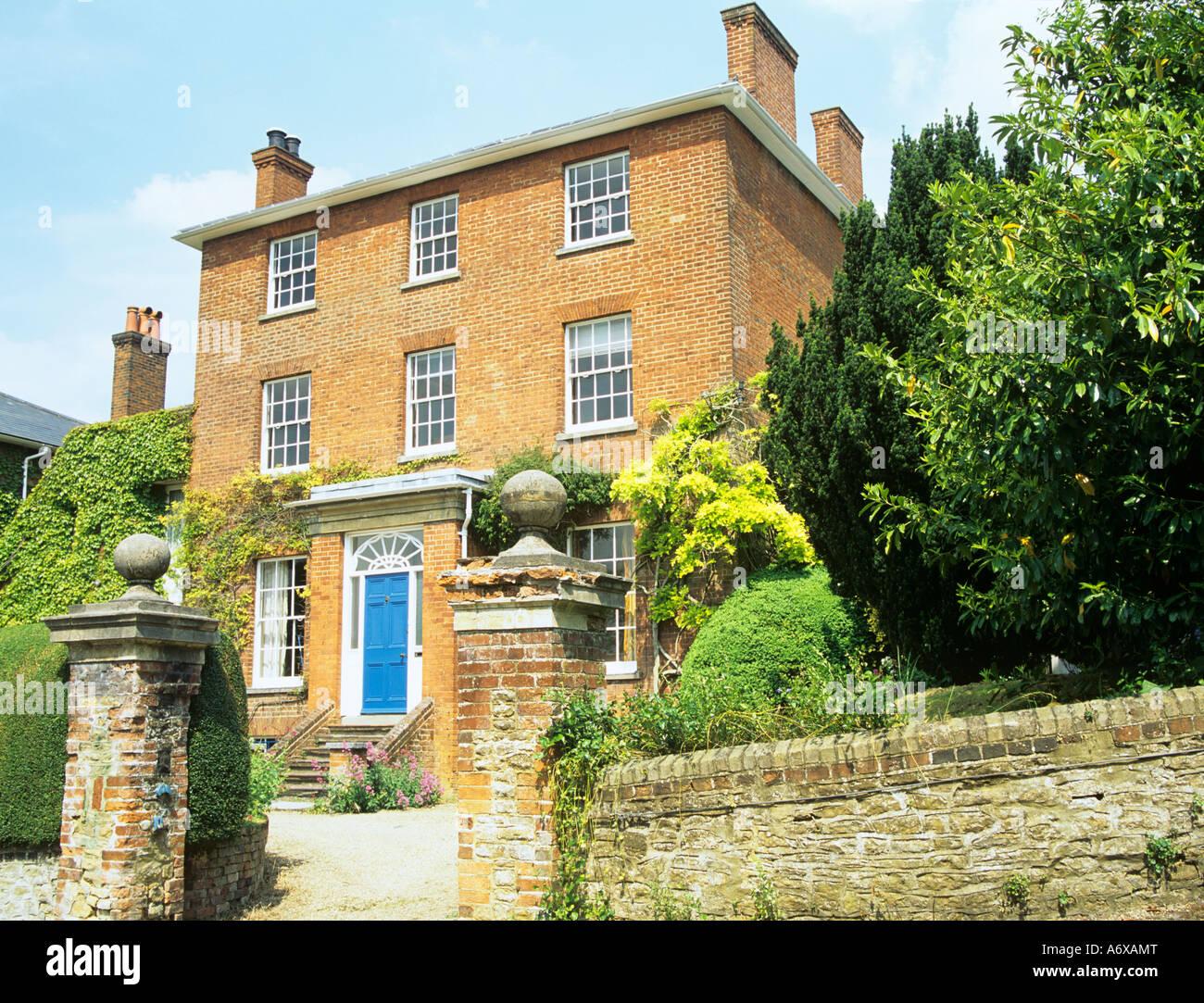 GUILDFORD SURREY UK June The former home of Lewis Carroll real name Rev Charles Dodgson - Stock Image