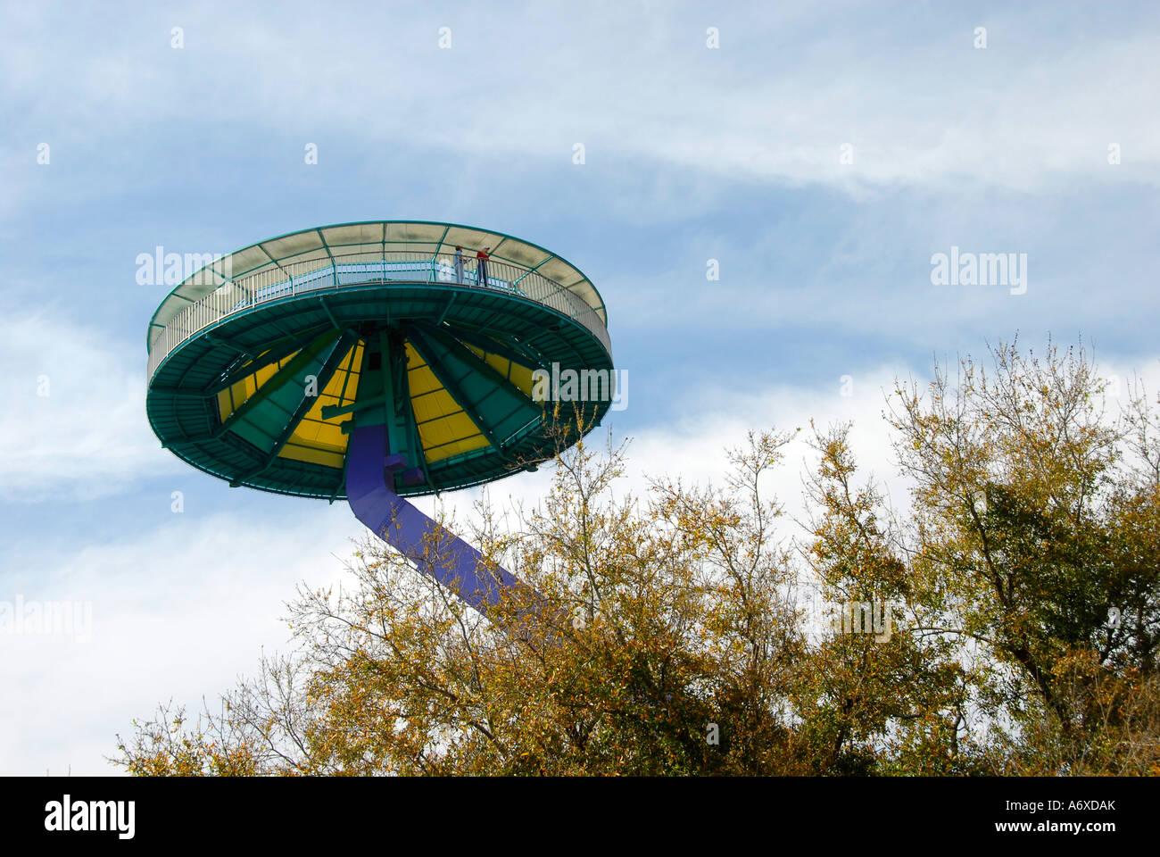 Sunshine Sky Adventure Ride At Cypress Gardens Winter Haven Florida