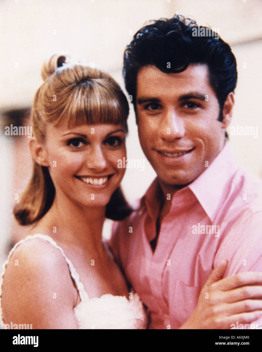 Grease Olivia Newton John Stock Photos & Grease Olivia Newton John ...