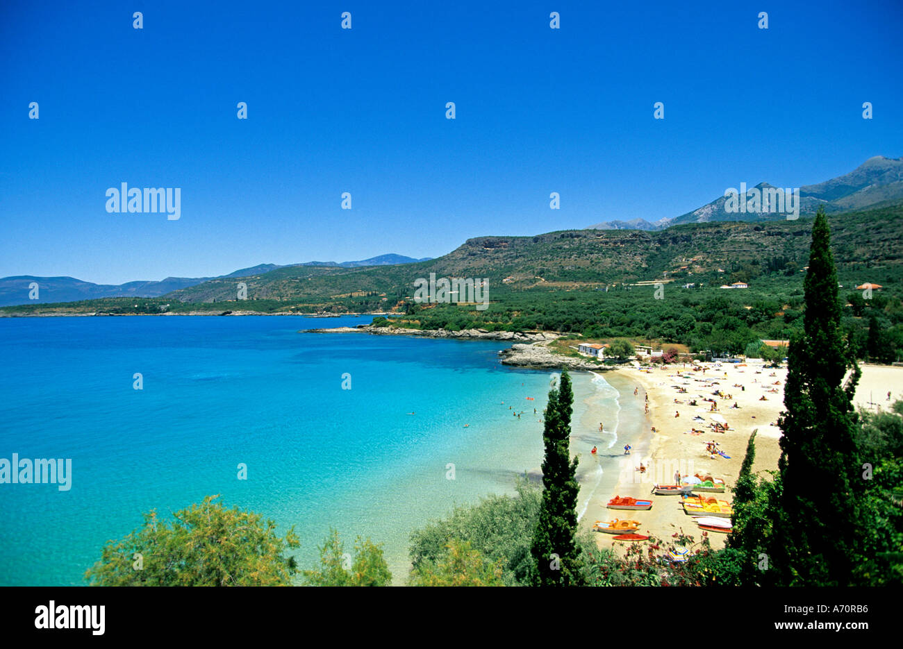 Kalogria Beach Hotel Peloponnese