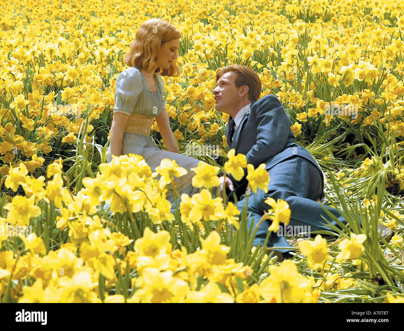 BIG FISH 2003 Columbia film with Ewan McGregor and Alison Lohman - Stock Image