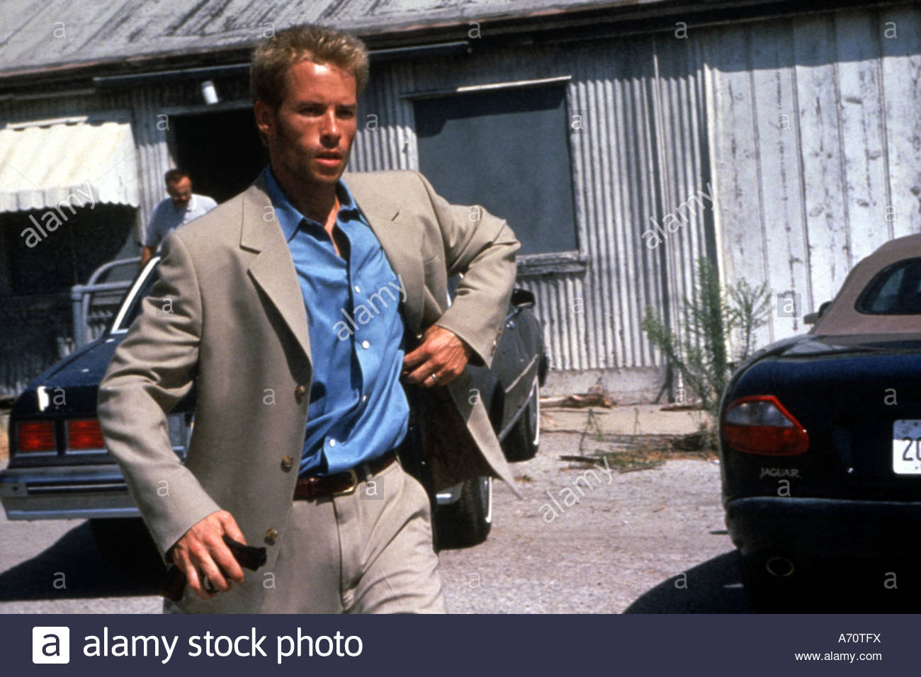 MEMENTO 2000 Pathe/Newmarket film with Guy Pearce - Stock Image