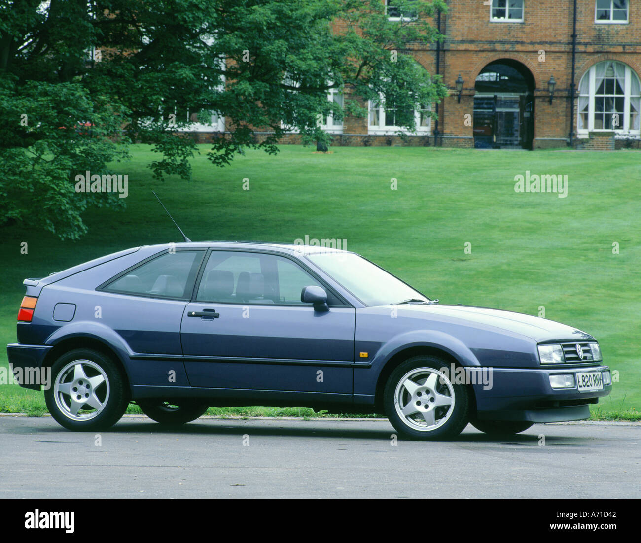 1994 Volkswagen Corrado VR6 - Stock Image