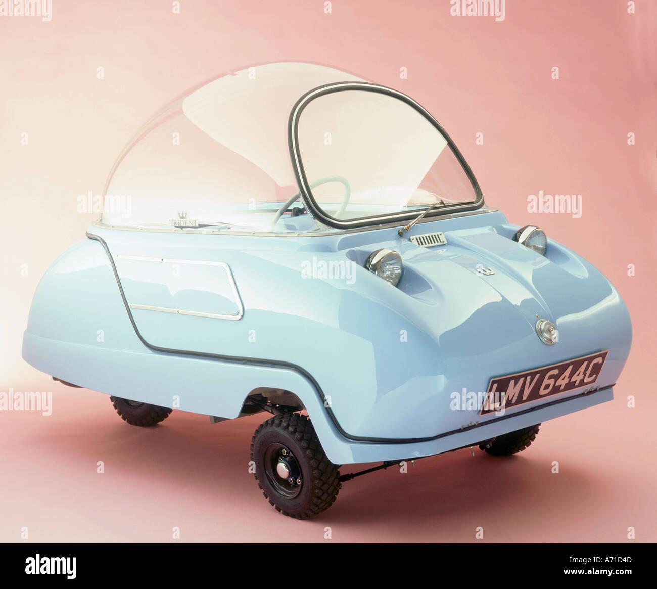 Car Stock Photos: 1960s Bubble Car Stock Photos & 1960s Bubble Car Stock