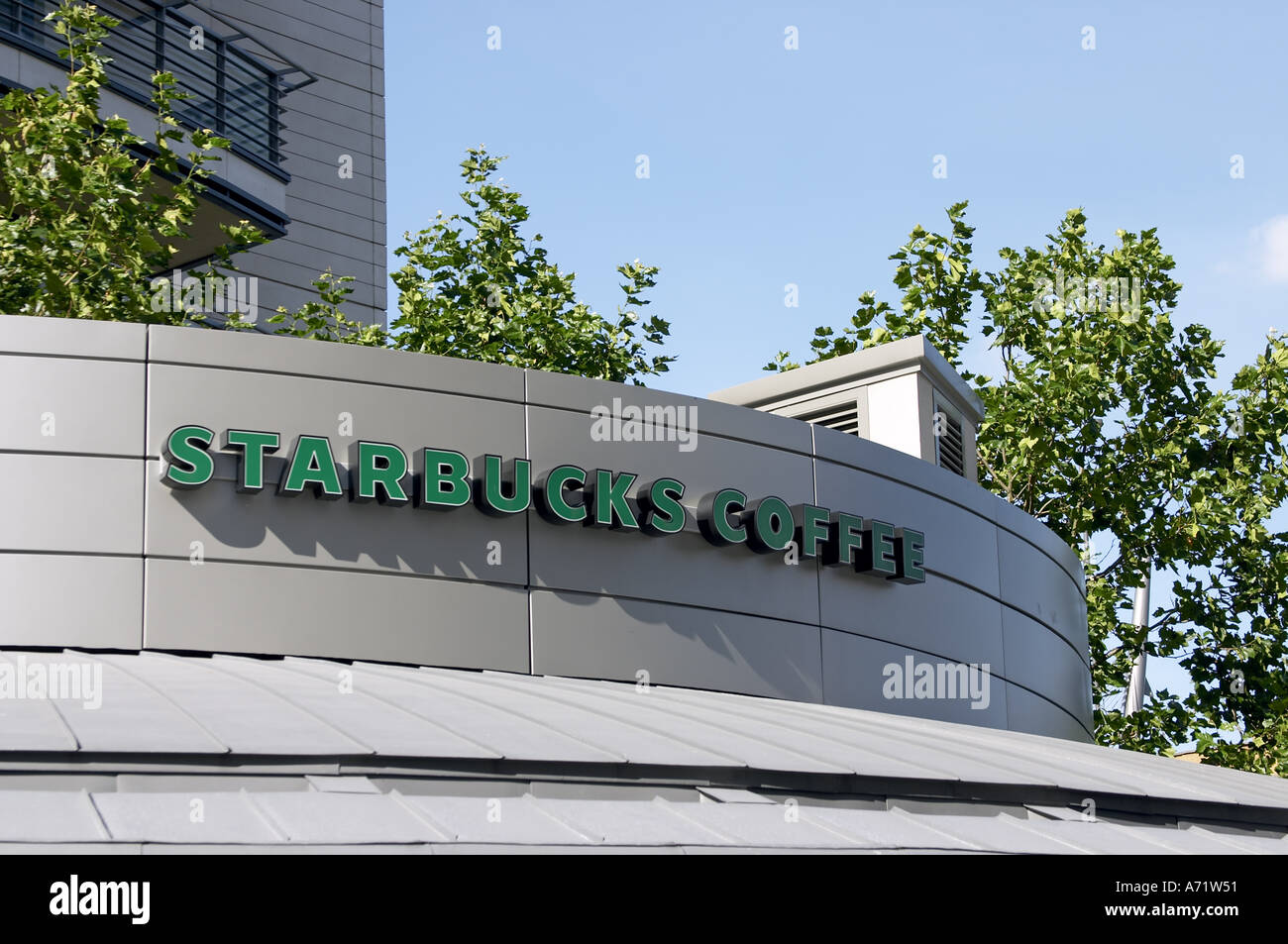 w2 from starbucks  Starbucks coffee green sign logo on the outside of a ...