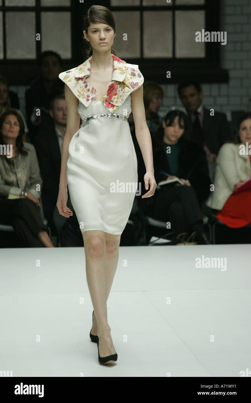London fashion week 2006 73
