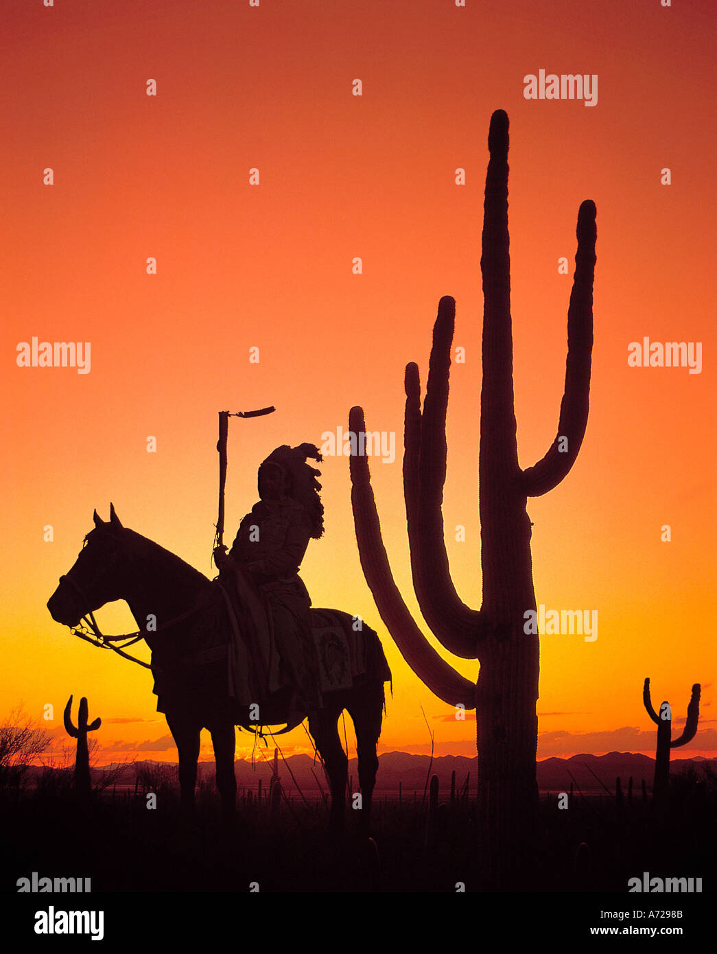 Indians Riding Horses High Resolution Stock Photography And Images Alamy